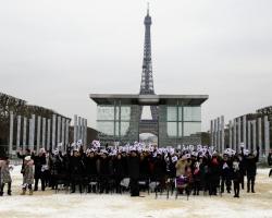 3.1절, 에펠탑에서 외치는 대한독립만세